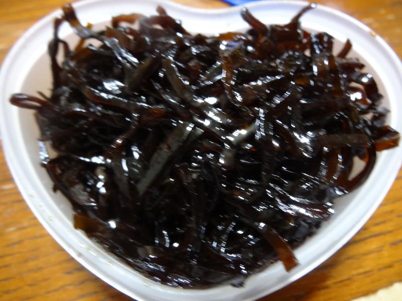 薩摩揚げ、具沢山の焼きそば、ポークピカタです。_c0225997_6344175.jpg