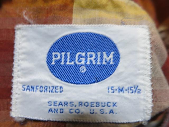 4/29(水)入荷!ゴールデンウィーク第1弾 50'S&60'S PILGRIM SHIRTS!_c0144020_1454256.jpg