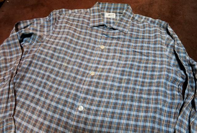 4/29(水)入荷!ゴールデンウィーク第1弾 60'S オープンカラーシャツ!_c0144020_1461871.jpg