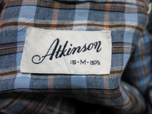 4/29(水)入荷!ゴールデンウィーク第1弾 60'S オープンカラーシャツ!_c0144020_1462047.jpg
