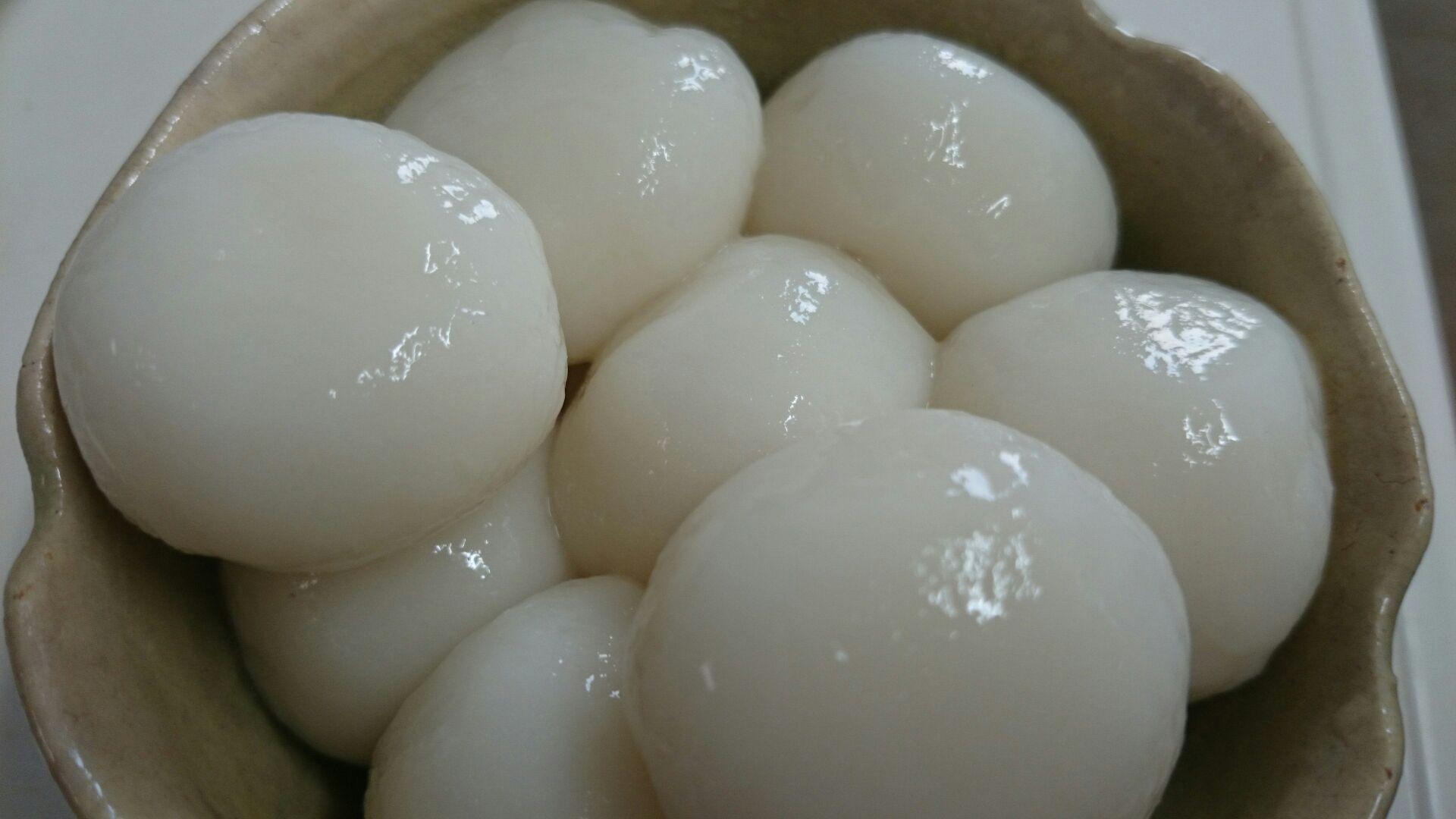 白玉だんご_d0180229_23185963.jpg