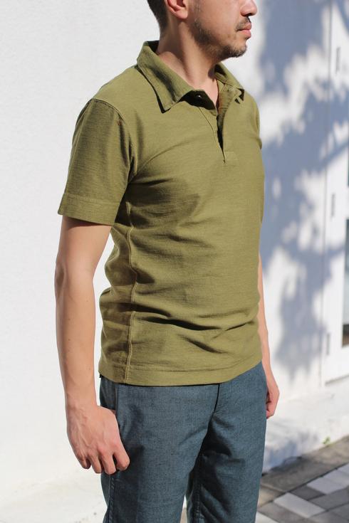 フルーツで染めたポロシャツ出来ました♪_d0108933_19534688.jpg
