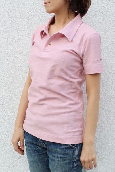 フルーツで染めたポロシャツ出来ました♪_d0108933_19541321.jpg