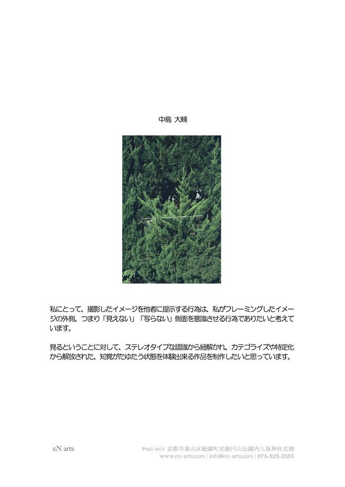 2015.05.08(金)- 05.31(日) showcase #4 つくりもの | 中島大輔 山崎雄策 _b0198041_15285921.jpg