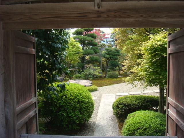 秋の新庭公開・呈茶席_f0101949_15433726.jpg