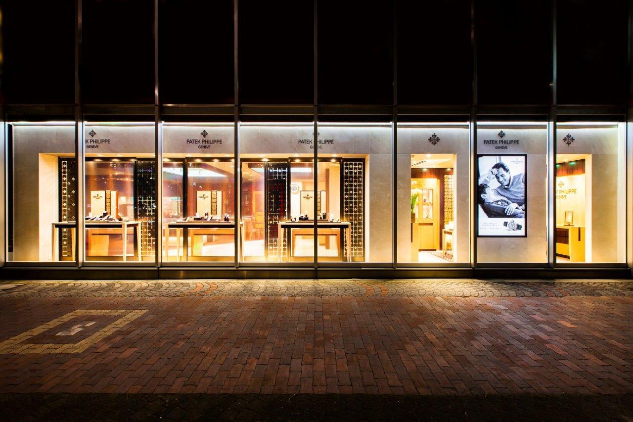 『ピコ名古屋 本店』:中部地区最大級のパテック フィリップ・フロアをリニューアル_f0039351_129625.jpg