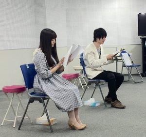 稽古場日記 鈴木拡樹さん、竹達彩奈さん_f0236356_13440431.jpg