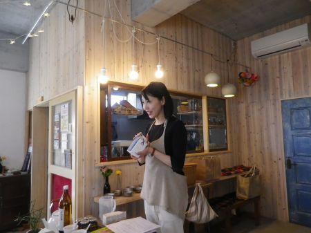 石鹸教室 in KoKIN\'_c0369059_08502799.jpg