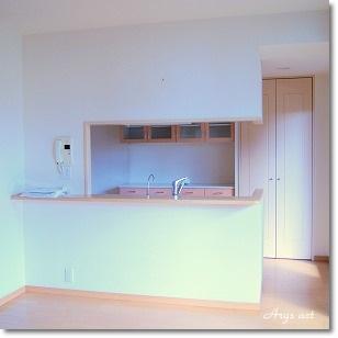 完成間近のキッチン_c0243369_21424126.jpg