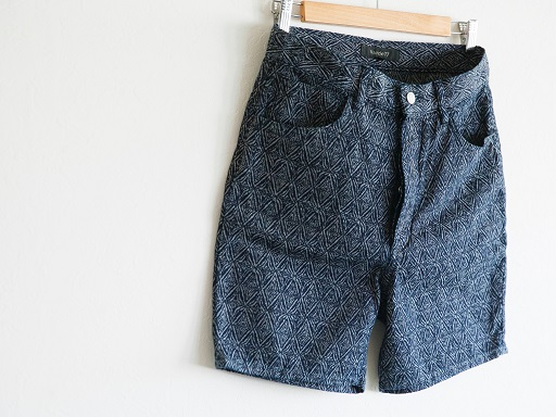 THE SOURCE DENIM SHORT PANTS_d0160378_18421759.jpg