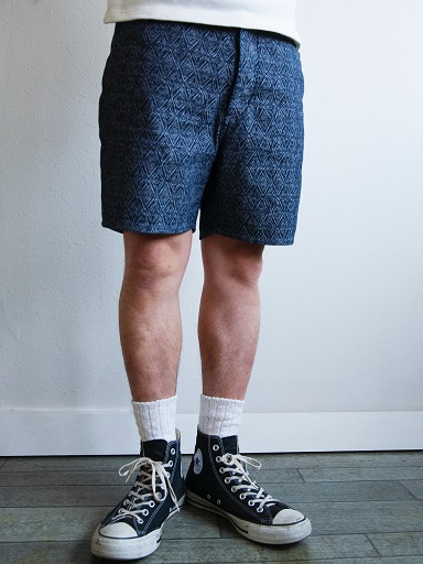 THE SOURCE DENIM SHORT PANTS_d0160378_18454045.jpg