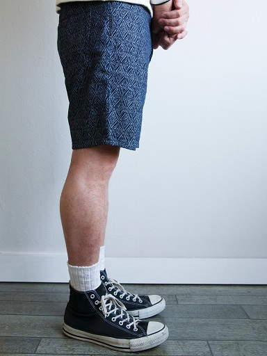 THE SOURCE DENIM SHORT PANTS_d0160378_18454614.jpg
