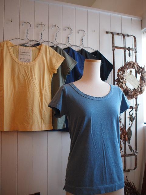フリークロスと定番Tシャツ。_a0164280_1505667.jpg