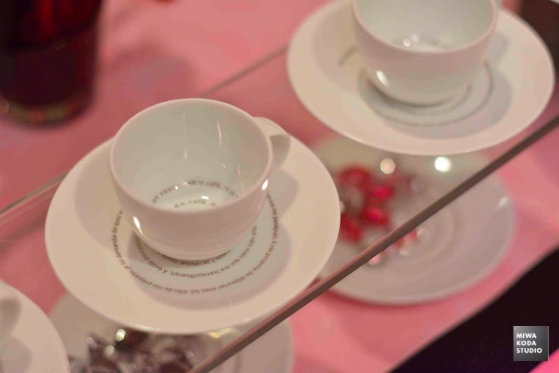 April 30, 2015プリティモダンのテーブル:カプチーノカップ Pretty Modern Table: Cappuccino Cup_a0307186_7162612.jpg