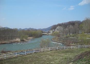 藻南橋から石山大橋へ_f0078286_22133963.jpg