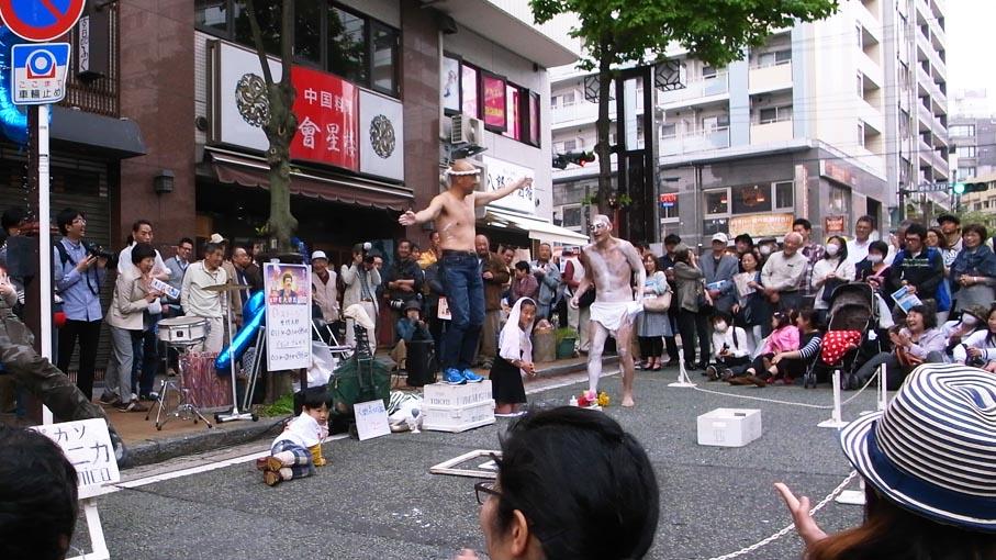 大道芸_b0061387_1032924.jpg