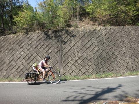 子連れサイクリング。_e0149587_13442674.jpg