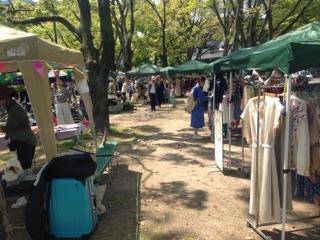 春の「後楽の森と川パークマーケットvol.7」出店☆彡_e0268298_1430395.jpg