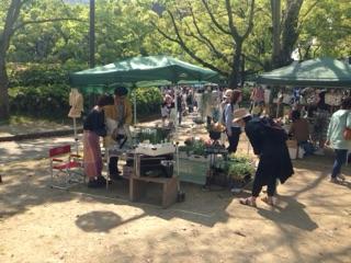 春の「後楽の森と川パークマーケットvol.7」出店☆彡_e0268298_1437102.jpg