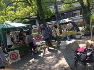 春の「後楽の森と川パークマーケットvol.7」出店☆彡_e0268298_14382599.jpg