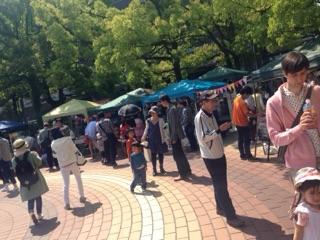 春の「後楽の森と川パークマーケットvol.7」出店☆彡_e0268298_1438288.jpg