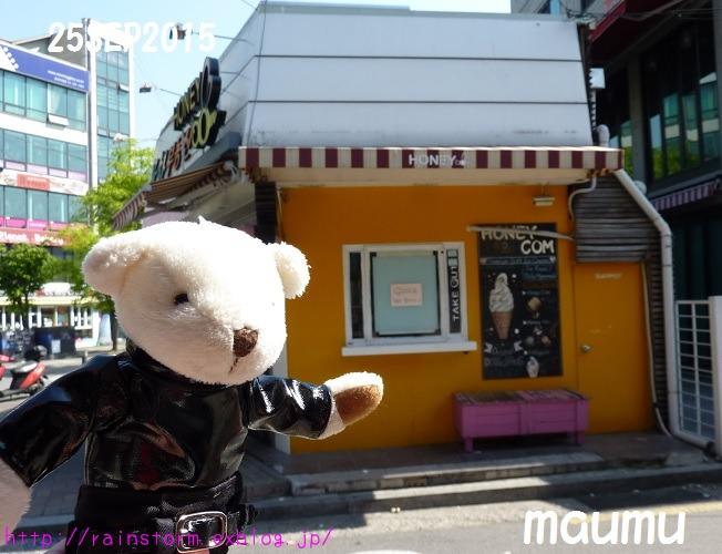 Rain ソウル 残り香 maumuさんからのお土産_c0047605_1032619.jpg