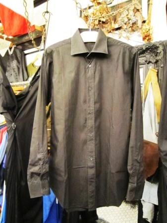 今夜はヨガレッスンのためHERMES、GUCCIのシャツ紹介です(関係ない)_f0180307_21313025.jpg