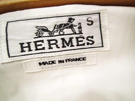 今夜はヨガレッスンのためHERMES、GUCCIのシャツ紹介です(関係ない)_f0180307_21314562.jpg
