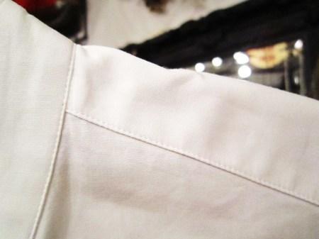今夜はヨガレッスンのためHERMES、GUCCIのシャツ紹介です(関係ない)_f0180307_21315127.jpg