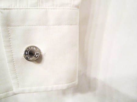 今夜はヨガレッスンのためHERMES、GUCCIのシャツ紹介です(関係ない)_f0180307_21315369.jpg