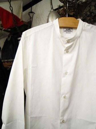 今夜はヨガレッスンのためHERMES、GUCCIのシャツ紹介です(関係ない)_f0180307_21315631.jpg