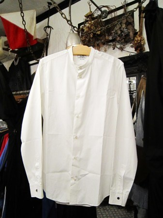 今夜はヨガレッスンのためHERMES、GUCCIのシャツ紹介です(関係ない)_f0180307_21315814.jpg