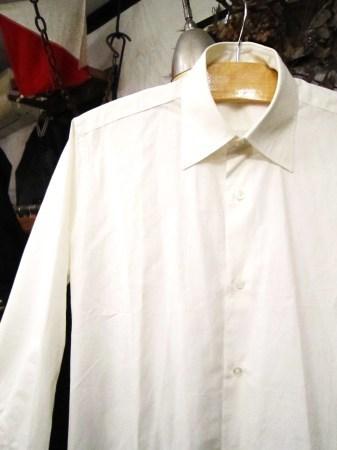 今夜はヨガレッスンのためHERMES、GUCCIのシャツ紹介です(関係ない)_f0180307_21321029.jpg