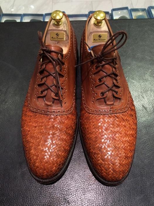 メッシュレザーの靴のお手入れには?_b0226322_10445244.jpg