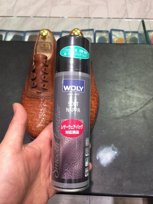 メッシュレザーの靴のお手入れには?_b0226322_10450775.jpg