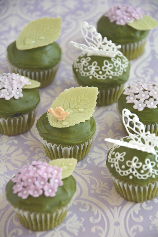 抹茶のカップケーキデコレーション教室_b0125541_11333638.jpg