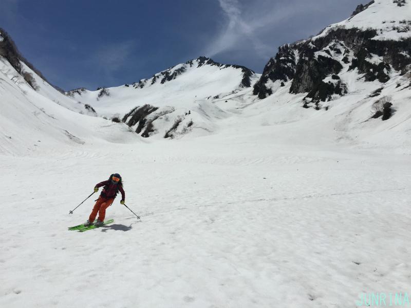 Rinaの立山トレーニング3日目_d0110562_20255821.jpg