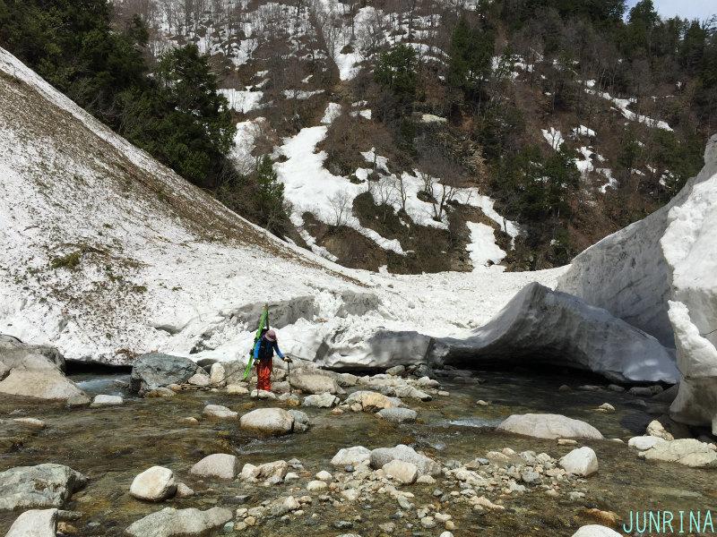 Rinaの立山トレーニング3日目_d0110562_20260200.jpg