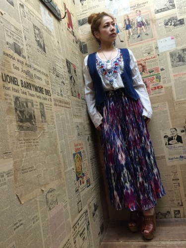 vintageとヒッピーStyle_a0108963_01214819.jpg
