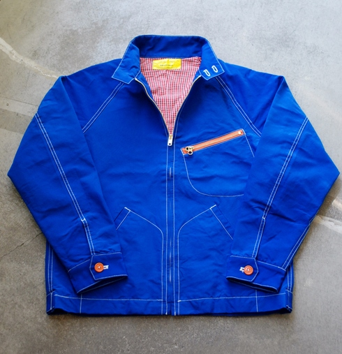 入荷案内 Heavy Gauge  SPORTS JACKET_e0254972_15183559.jpg