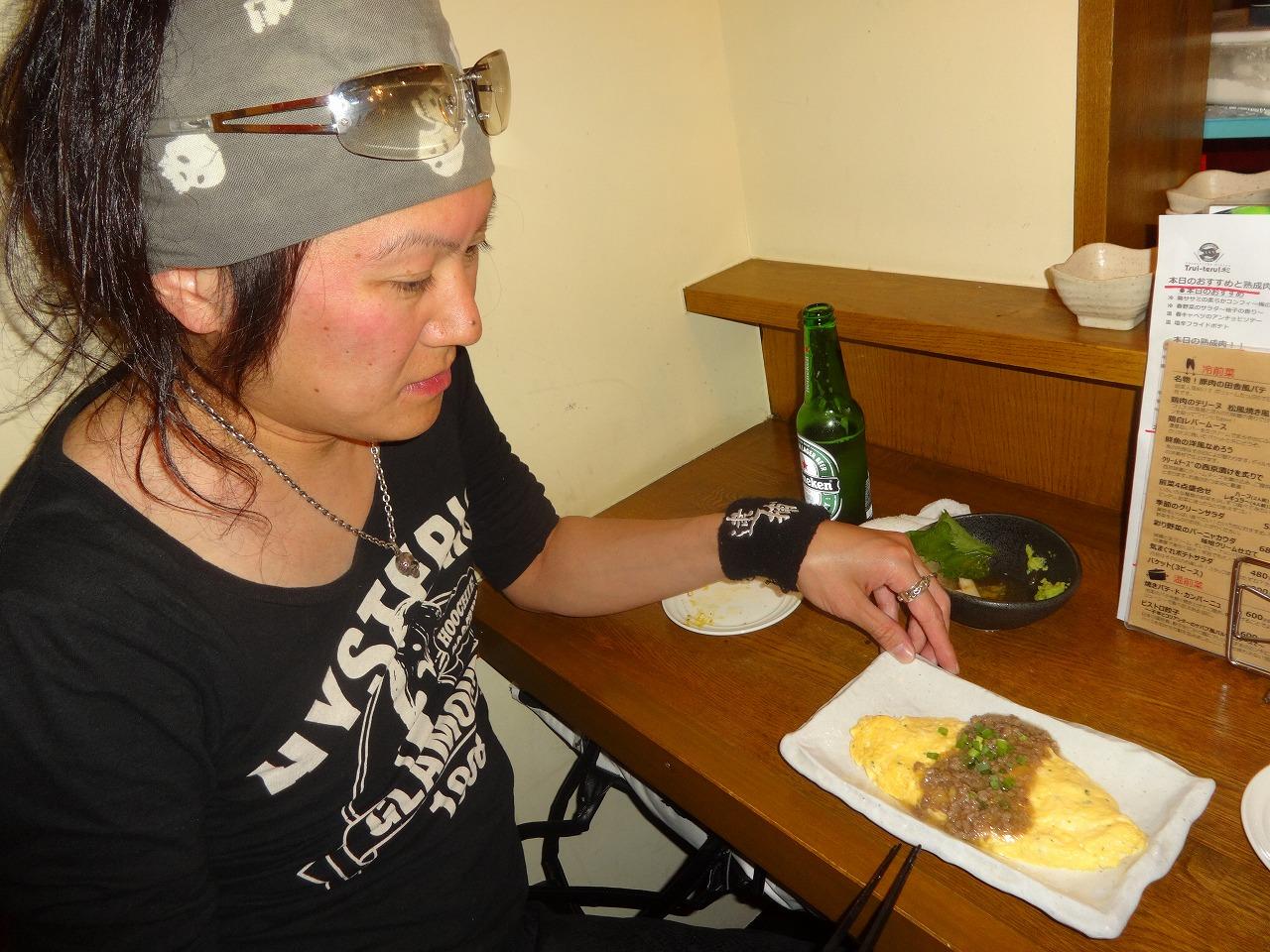 昨日、中野で熟成肉→80'Sバー→朝霞台スポーツカフェ_d0061678_20241035.jpg