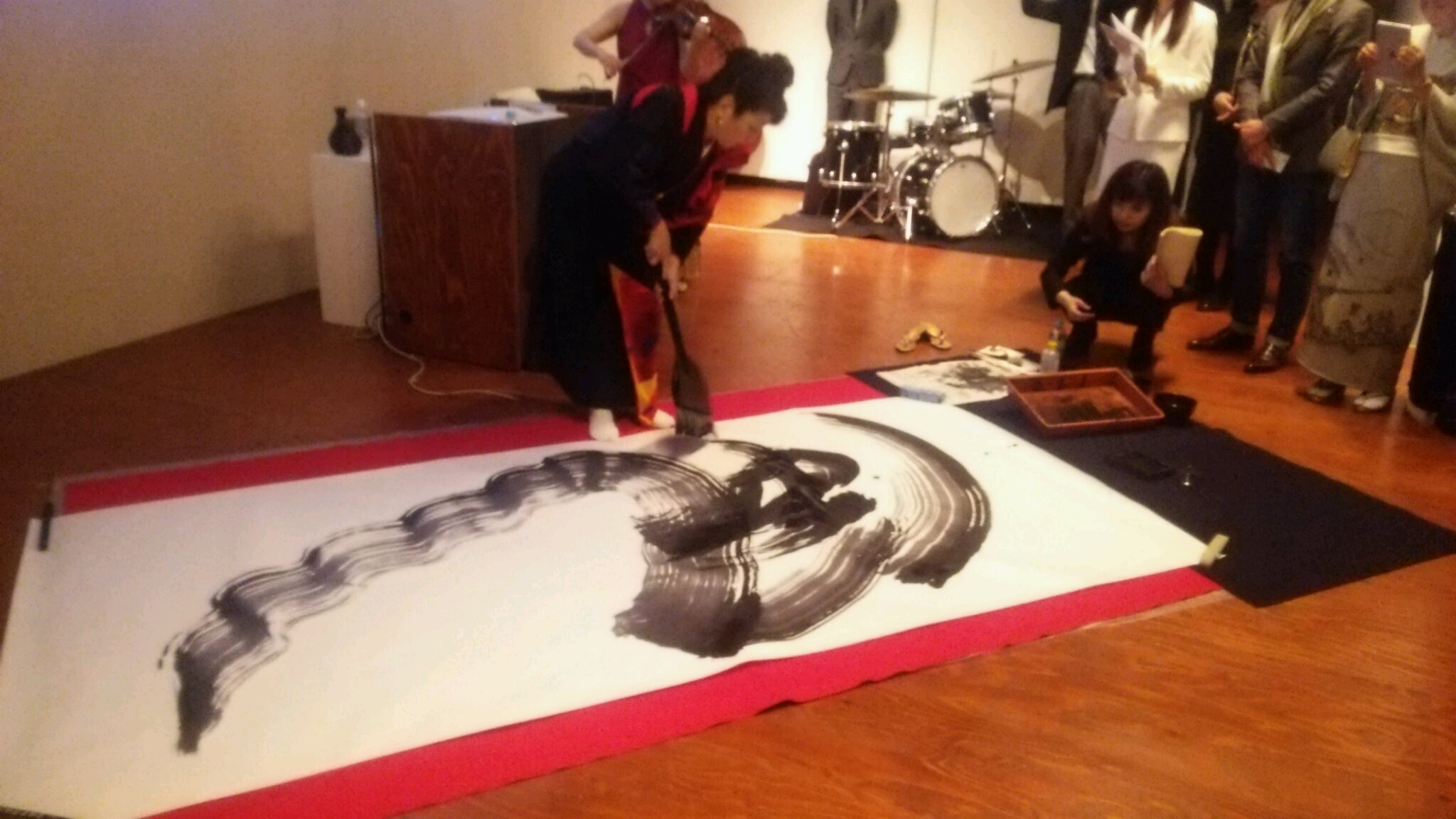 時間と音のアート「アールグラージュ」発表会に参加_e0119092_12523760.jpg