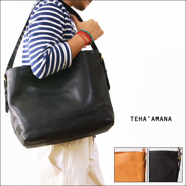 TEHA\'AMANA [テハマナ] MARU 2Way Shoulder [M] No.031063 MEN\'S/LADY\'S_f0051306_21302059.jpg