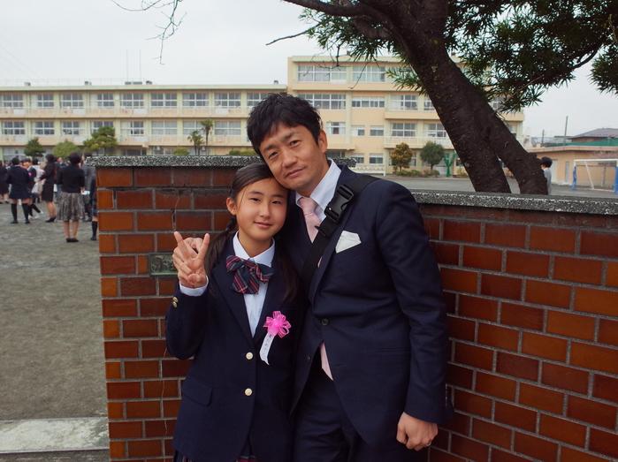 次女Coco小学校卒業_c0067646_0443324.jpg