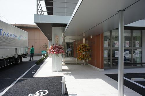 祝 新松戸クリニックビル 完成_e0118750_18491565.jpg