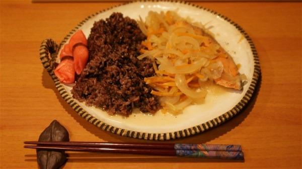 夕飯は魚の煮つけ_e0166355_20502081.jpg