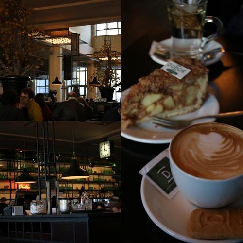 デンハーグのお洒落Café 『Dudok』_b0188357_1020098.jpg
