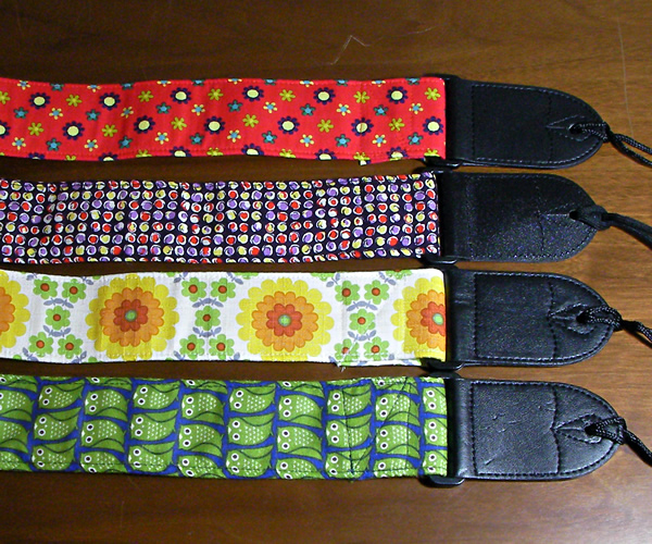 Pop Desiged Guitar Strap_e0045459_12245072.jpg