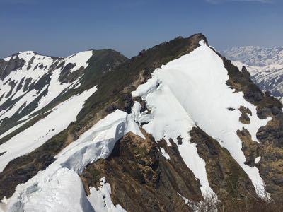 残雪の谷川岳登山_d0110562_2242350.jpg