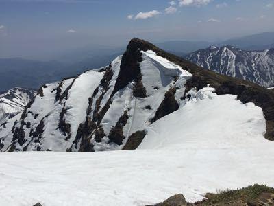 残雪の谷川岳登山_d0110562_2242479.jpg
